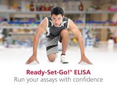 Ready-SET-Go! ELISA - Run Assays with Confidence