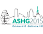 American Society of Human Genetics Annual Meeting (ASHG) 2015